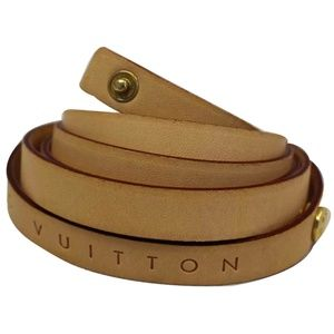 LOUIS VUITTON LEATHER REPLACEMENT STRAP